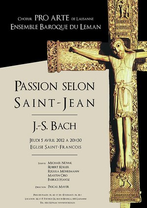 Passion selon saint Jean